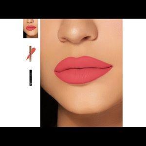 "NEW Kylie Lip Kit ""Baby Girl"" matte liquid"